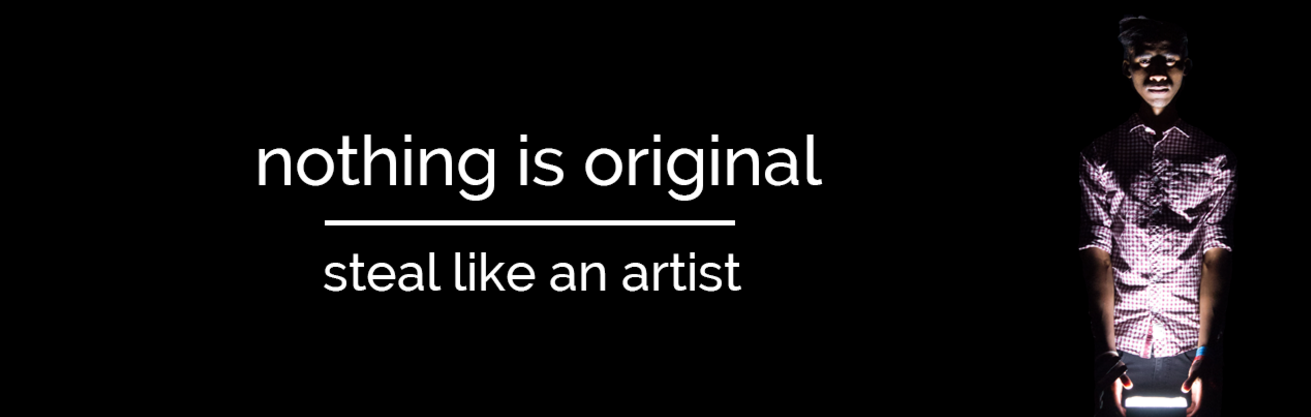 nothing is original